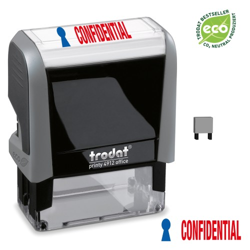 Trodat Office Printy 4912 'CONFIDENTIAL'